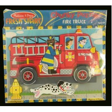 Fresh Start Chunky Puzzle /Fire Truck