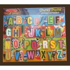 Fresh Start Chunky Puzzle /Jumbo Alphabet