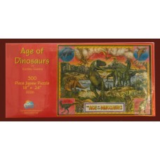 Jigsaw Puzzles / Age of Dinosaurs