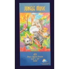 Jigsaw Puzzles / Jungle Music
