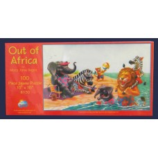 Jigsaw Puzzles / Out of Africa