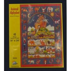 Floor Puzzles / Animal Alphabet