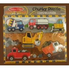 Fresh Start Chunky Puzzle /Construction