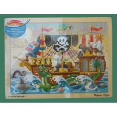 Fresh Start Pirate Adventure Puzzle