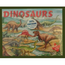 Floor Puzzles / Dinosaurs