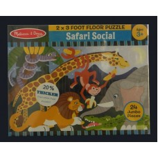 Floor Puzzles / Safari Social