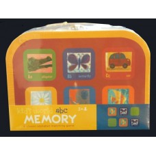 Kids World ABC Memory Game With Carry Case