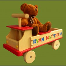 Riding Toys /Wooden Trucks