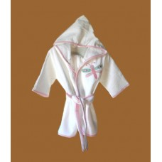 Hooded Terry Robes /Dragonflies