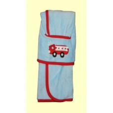 Tuggable Towels /Fire Truck