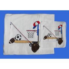 Towels & Wash Cloths /Sports