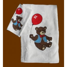 Towels & Wash Cloths/Teddy Bear