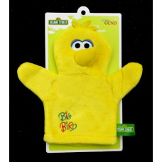 Sesame Street Mini Puppet Characters /Big Bird