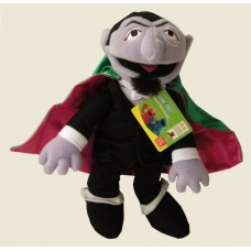 Sesame Street Plush Characters /Count Von Count