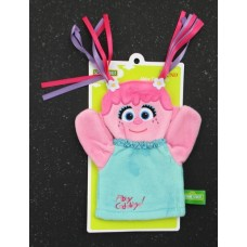 Sesame Street Mini Puppet Characters /Abby Cadabby