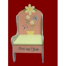 """Potty Chairs /""""Pot-tee Time"""" Chairs"""