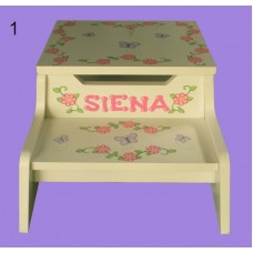 2-Step Storage Stools / Various Designs