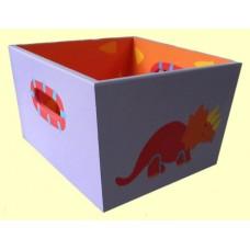 Storage Bins /Dinosaur