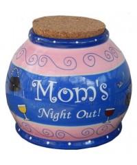 "Storage Jars /""Mom's Night Out"""