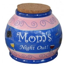 "Storage Jars /""Mom's Night Out"""