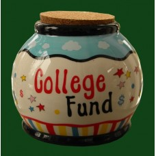 Storage Jars /College Fund