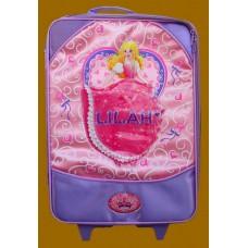 "Pilot Suitcases /Suitcases-On-Wheels: ""Princess"""
