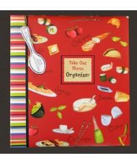 Take-Out Menu Organizer