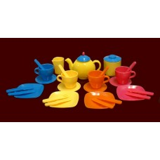 Tea Sets /30 Pc. Plastic