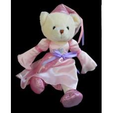 """Teach-Me"" Petunia Princess Bear"