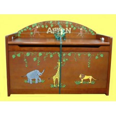 "Toy Boxes /""Jungle Animals"""