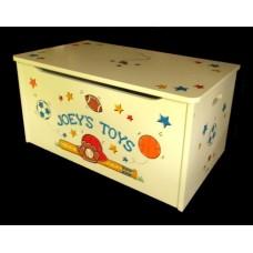 "Toy Boxes /Box-Type: ""Multi-Sports"""