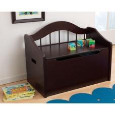 Junior Toy Boxes /HONEY, CHERRY or ESPRESSO