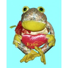 """Frogs With Heart /""""Kiss"""""""