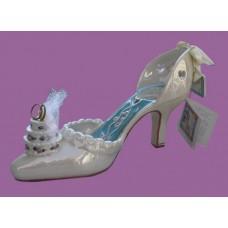 Bridal Shoes /Tea-Light Holders