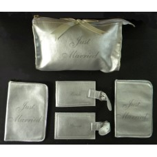 Just Married Travel Set