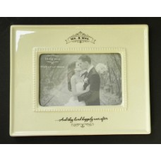 """And they lived happily ever after"" Picture Frames"