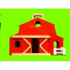 Fold & Go Barns