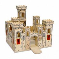 Folding Medieval Castles