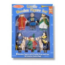 Royal Family Wooden Play Sets