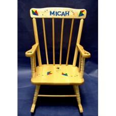 Rocking Chairs /Medium Natural Rocker /KITES