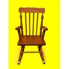 Rocking Chairs /Small Cherry, Honey or Natural Rocker