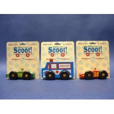 "Cars & Trucks /Wood:""My Little Scoot"" 1"
