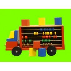 """Trucks /Wood """"Abacus"""" Truck"""