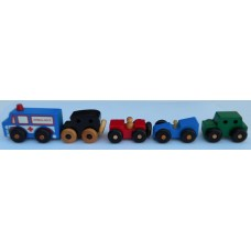 "Cars & Trucks /Wood:""My Little Scoot"" 2"
